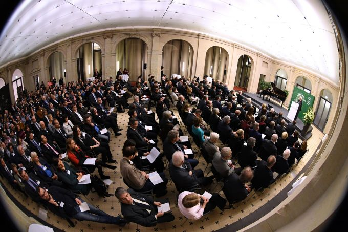 Humboldt Stiftung Neujahrsempfang 2115